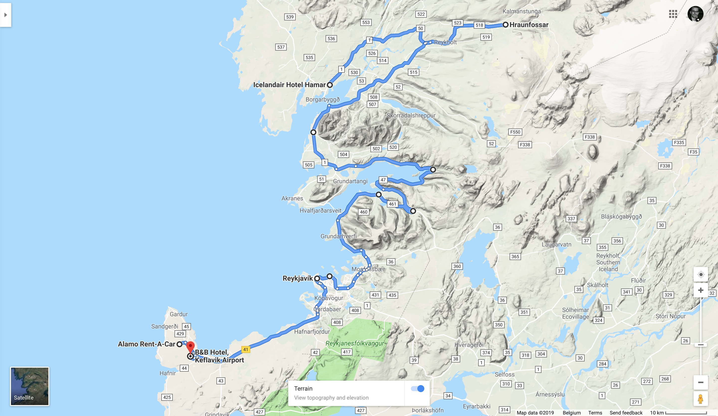 Road trip Iceland: Day 13 (Rain and Waterfalls on the way ...